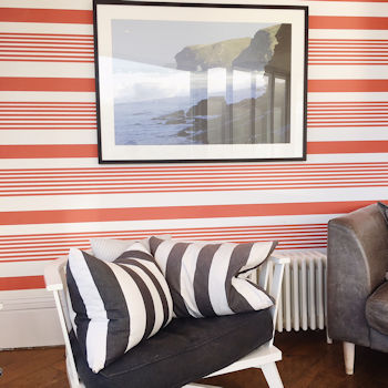 Living Space at the Watergate Bay Hotel