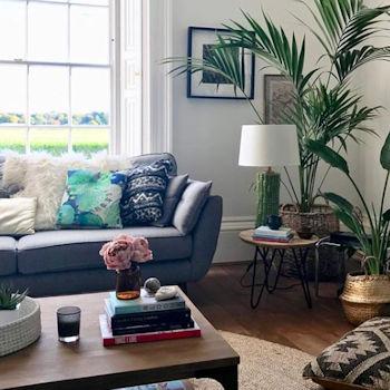 The home of interiors stylist Lisa Dawson