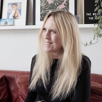 Interiors stylist and influencer Lisa Dawson