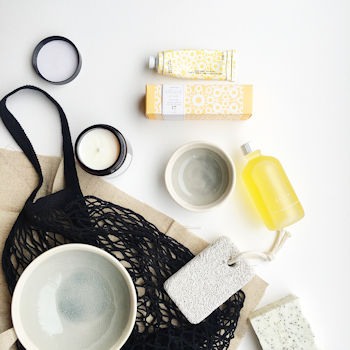 A flat lay by Helen Perry featuring products by Sevin London