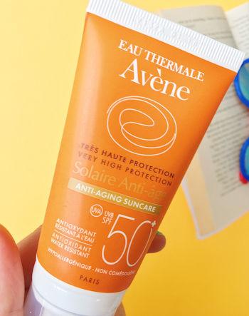 The Best Sun Care for Sensitive Skin, Avene