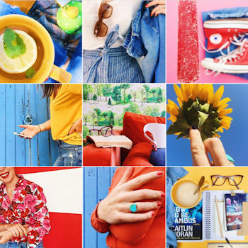 How to be great at Instagram when you are short on time, by Helen Perry Not About The Kids