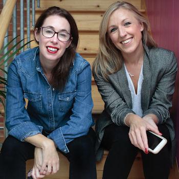 Helen Perry & Antonia Taylor, Elevate creative workshops