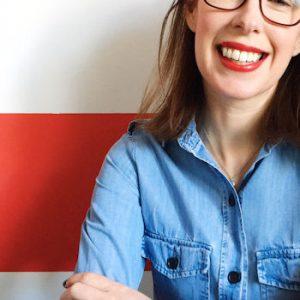 Blogger Helen Perry