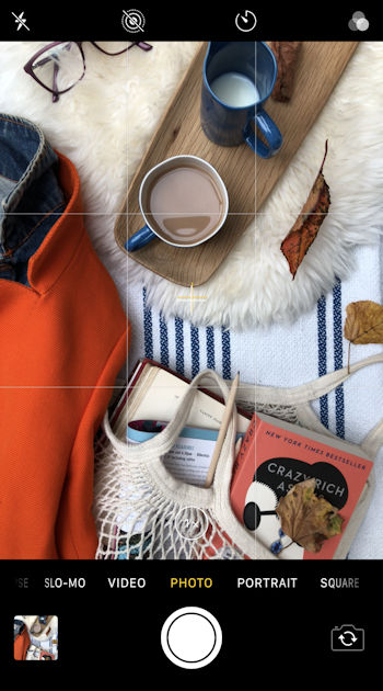 How to create beautiful flat lay photographs, with Michelle Blanchard and Helen Perry, Not About The Kids