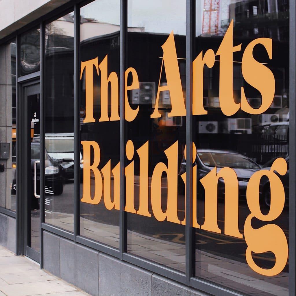 Elevate workshop London, The Arts Bulilding