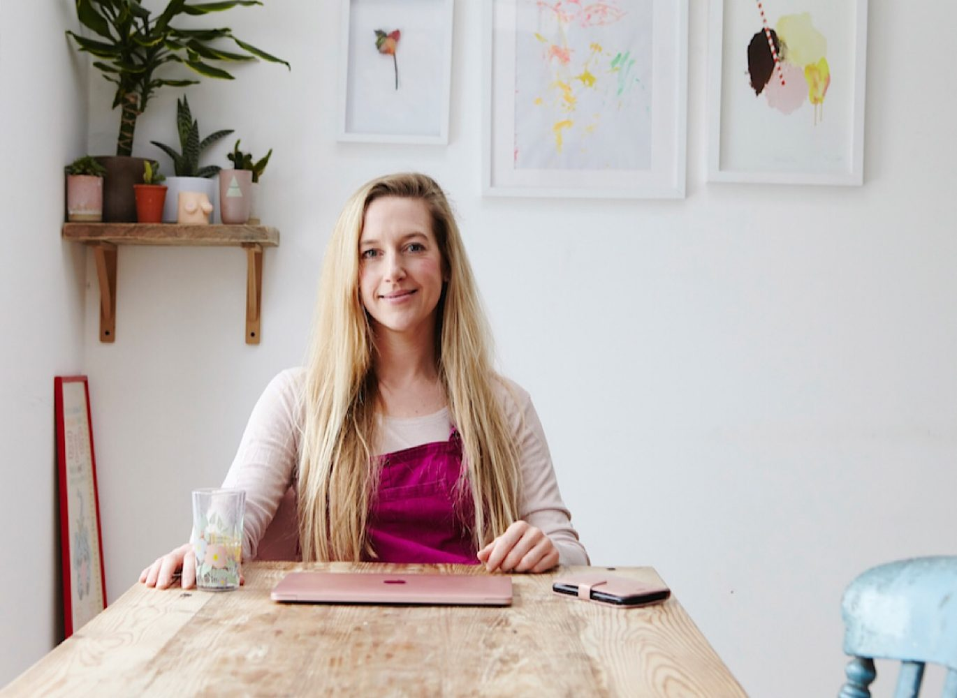 Annie Ridout The Freelance Mum on how to find your voice and what to share online