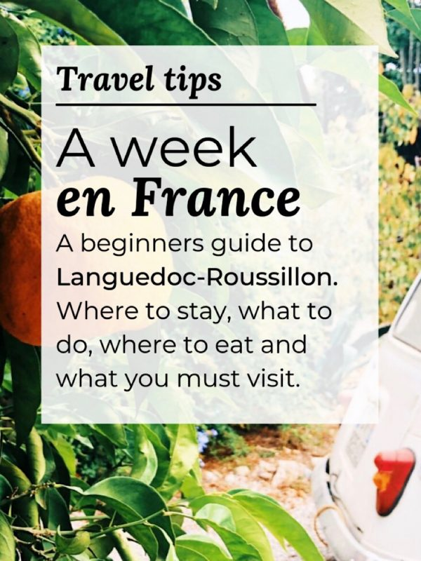 Things to do in Languedoc