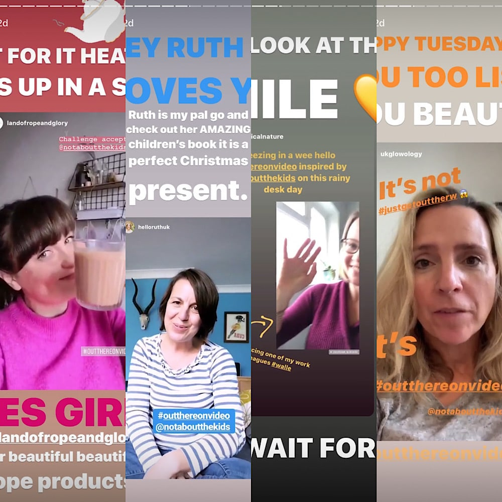The Instagram Challenge: and what I learned when I hosted one