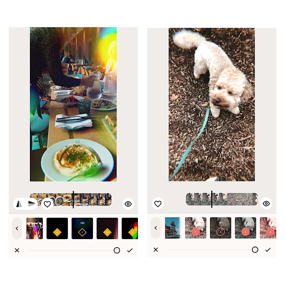 Filmm app for Instagram Stories